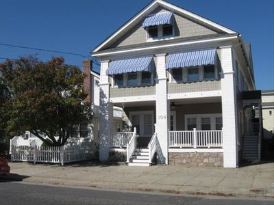 Boardwalk house rental - Welcome to our second and third floor condo