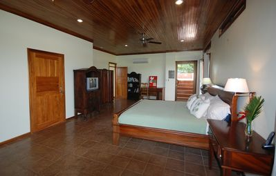 Quepos house rental - Master