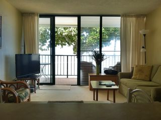 Haleiwa condo photo - view from kitchen