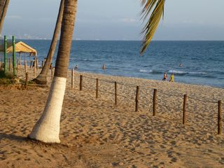 Bucerias villa photo - Your beach