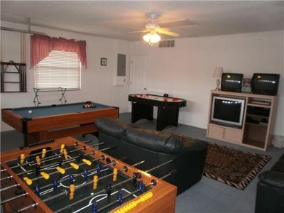 Indian Ridge villa rental - Game Room