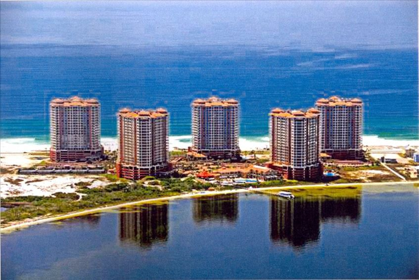 Pensacola Beach Vacation Rental By Owner, Portofino Condominium