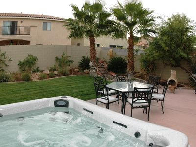 Las Vegas house rental - Spa