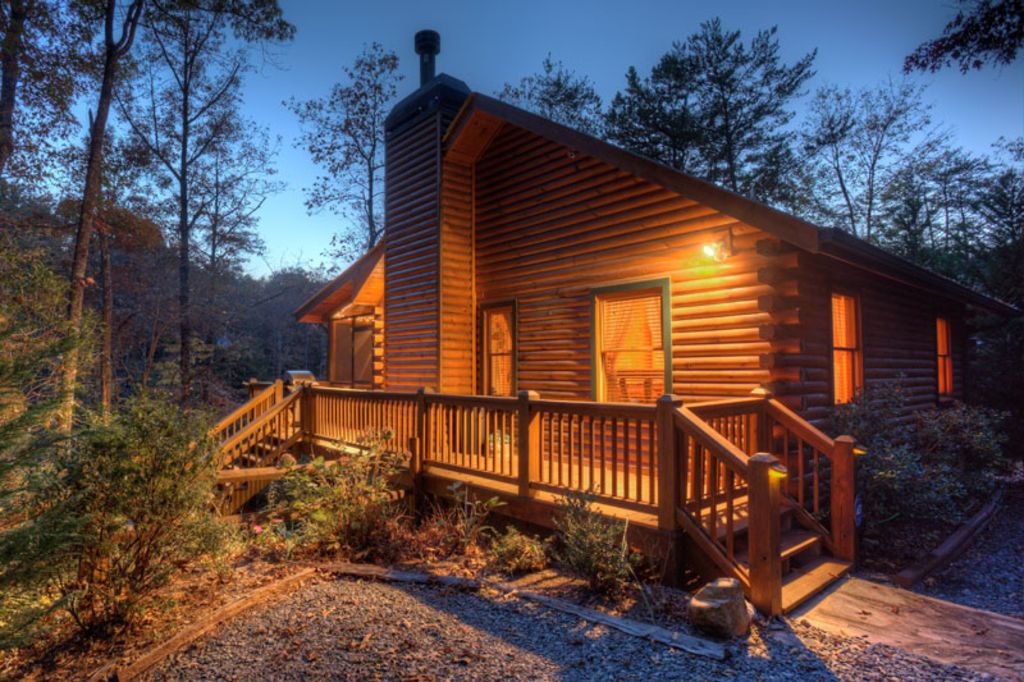 Soak In The Hot Tub Fish Off The Dock Or Homeaway Blue Ridge