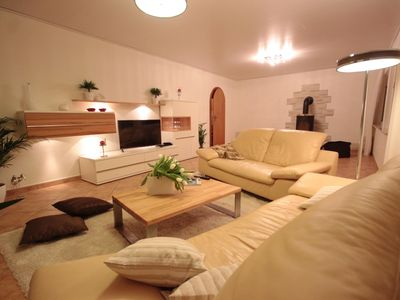 5 * DTV, luxury apartment, fireplace, balcony, WiFi, Jura J9, under-floor heating., Dogs welcome