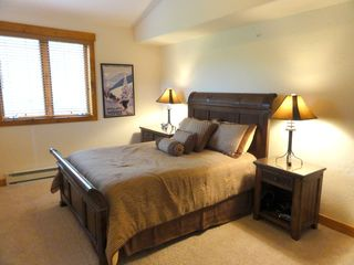 Steamboat Springs condo photo - Master Bedroom with queen bed