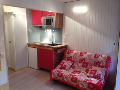 Cheap accommodation Praranger, 20 square meters, recommended by travellers !