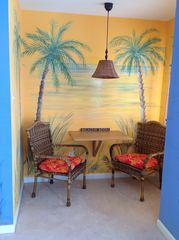 Wildwood condo photo - Nice spot for morning coffee!!!