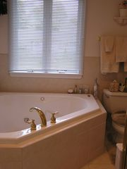 Aquebogue house photo - Jacuzzi tub - ensuite bathroom in master bedroom 2nd floor