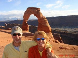 Moab condo photo - Delicate Arch - One of our favorite hikes!