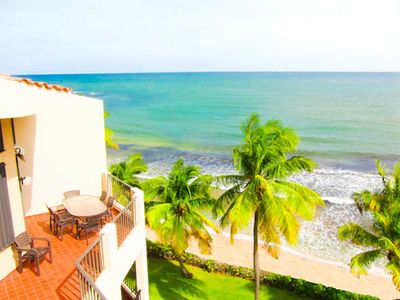 Fabulous top floor penthouse 3 bedroom villa with stunning views!