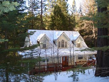 Mi-Wuk Village cabin rental