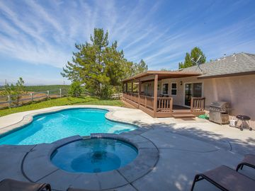 Temecula house rental - Pool and Spa