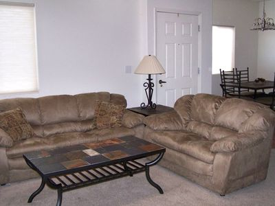 Living Room (Couch, Loveseat & Chair)