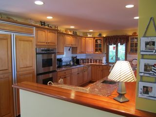 Fully Equipped Kitchen - Saugatuck / Douglas townhome vacation rental photo