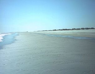Seabrook Island villa photo - North Beach is preferred with sand dunes and ample beach area