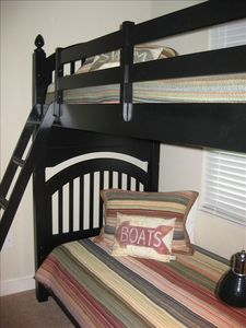 Bonus Room with Bunk Beds