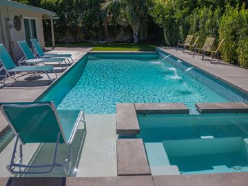 Palm Springs house rental - Located Just North of Downtown - 4 blocks to Grocery Store
