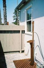 Pacific Beach house photo - Rinse Off Shower