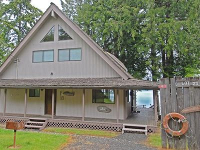 Welcome to Hood Canal Beach House!