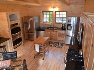 Lake Placid lodge photo - Double Equipped Kitchen