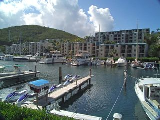 East End condo photo - Sapphire Village Marina where our unit is. Immediately adjacent to Sapphire Beac