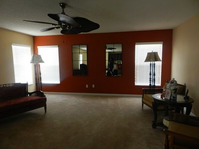 FIRST FLOOR FAMILY/RECREATION ROOM