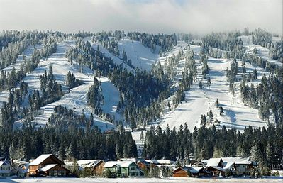 The slopes are waiting for you!