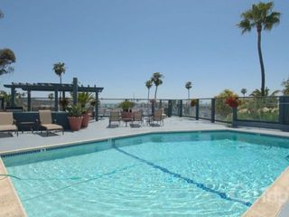 Oceanside condo photo - Food and Pool