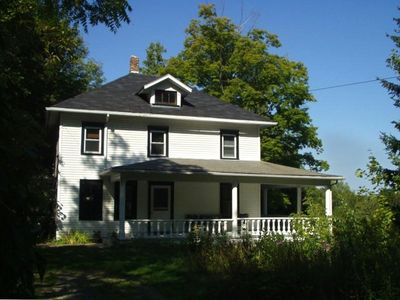 The Ellmann House in Fish Creek Door County