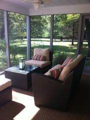 Rhinebeck house photo - Screened Porch
