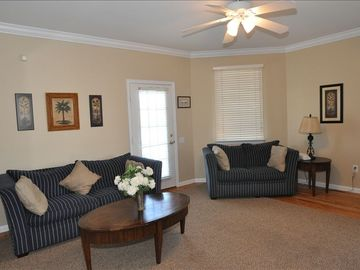 family room - this only shows half. also has wet bar and entertainment center