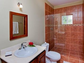 Playa Conchal condo photo - Guest bathroom