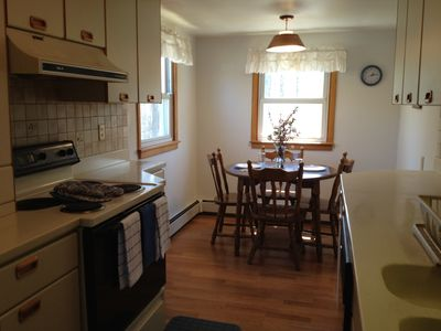 Pellston cottage rental - Kitchen is equiped with many comforting amenities