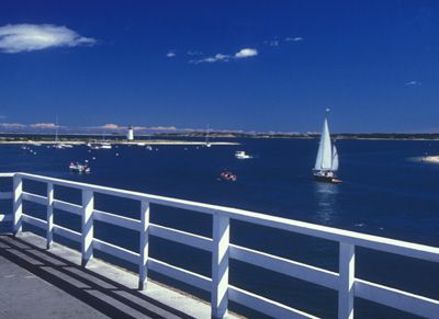 Martha's Vineyard - Edgartown Harbor