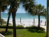 Peaceful Gulf Front Building, 2nd Floor Unit, Steps To The Sand