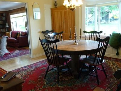 Dining Room of Orchard House