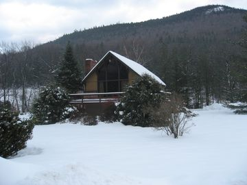 Bartlett chalet rental - Winter Wonderland--your own house, away from the crowds