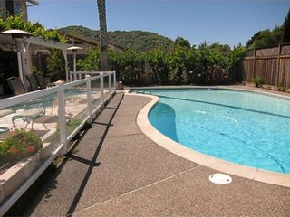 Marin Vacation Home With Pool Near Sonoma Homeaway Novato