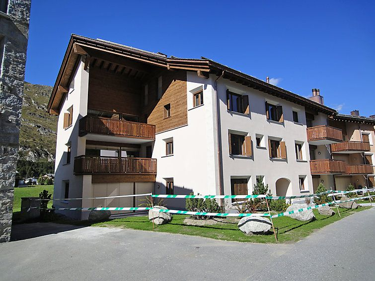 Apartment 83551, Maloja, Grisons