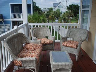 Garden City Beach house photo - 1 of 4 porches