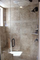 Frisco house photo - MasterBath room Jetted Shower and Steam Cave!