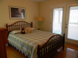 Hayesville cabin photo - Bedroom 2