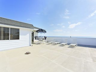 Flagler Beach house photo - The spectacular 1350 sq ft sundeck, with panoramic views!