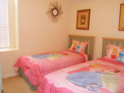 Glenbrook Resort villa rental - Prince twin room