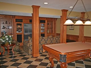 Corolla house photo - Elegant Game Room with Pool Table