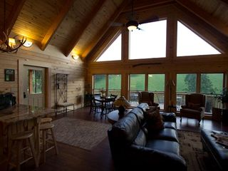 Lexington cabin photo - Great Room
