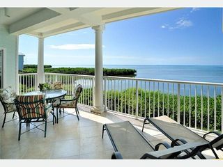 Key West condo photo - You can dine or relax on the large balcony.
