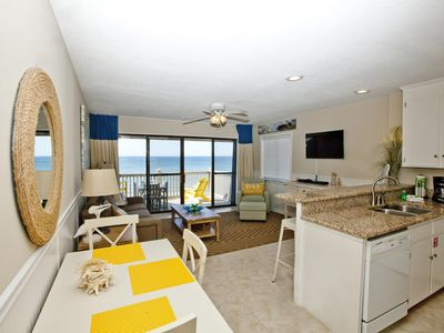 Smack Dab on The Beach! - Fantastic Views - Steps Till Your Toes Hit the Sand!