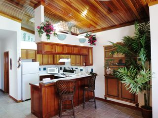 Ambergris Caye condo photo - Kitchen Fully Equipped